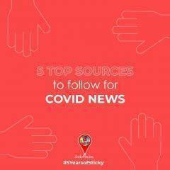 5 Top Sources To Follow For Covid News