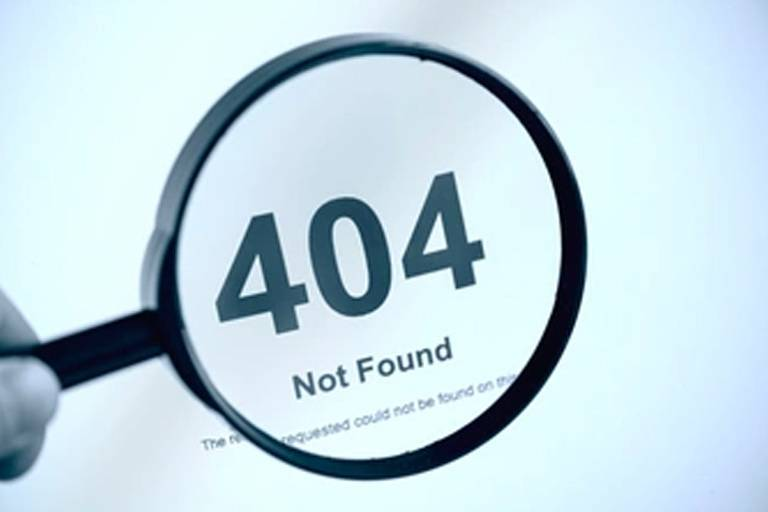 404 error - StickyPinc.Inc