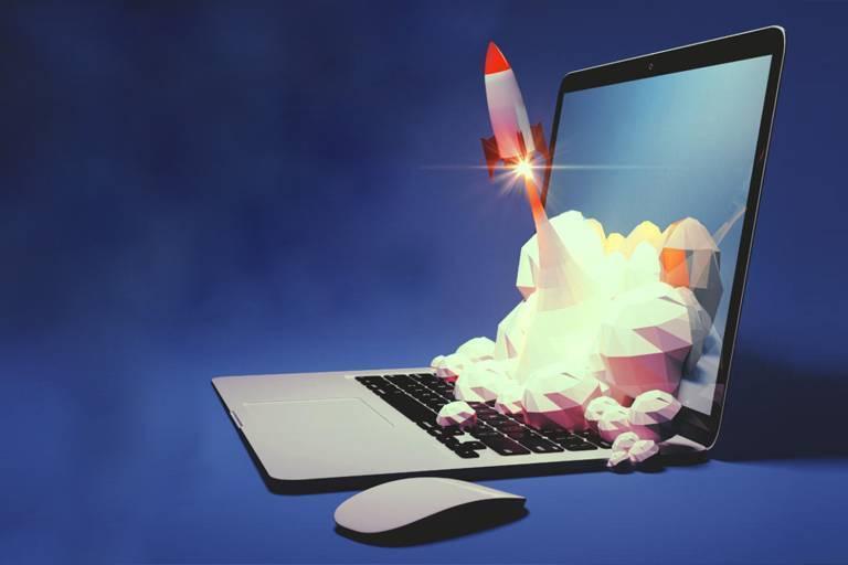 Website speed - StickyPins.Inc