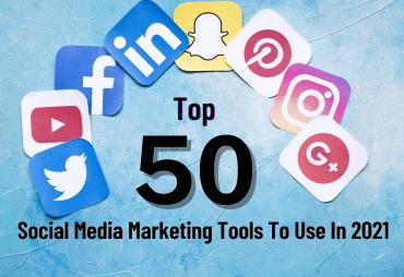 top 50 social media marketing tools